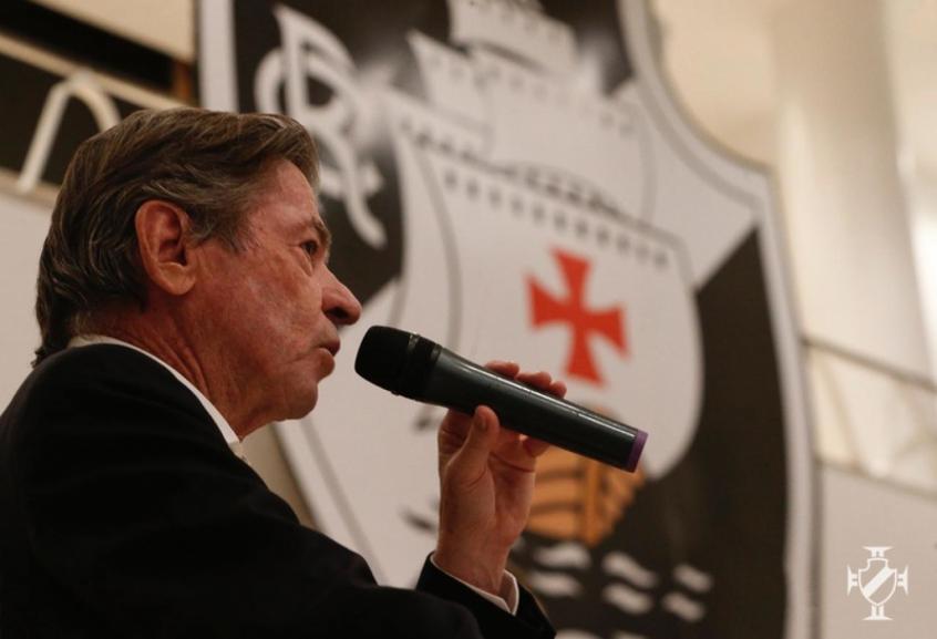 Vasco critica execução de quase R$ 100 milhões