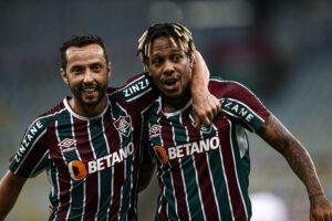 Fluminense x Redbull Bragantino - 02/06/2021 - LUCAS MERÇON / FLUMINENSE F.C.